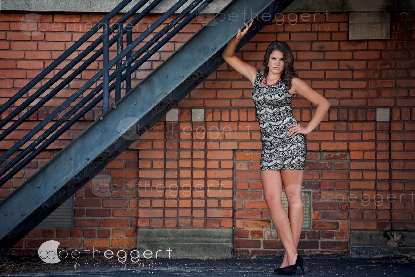 Dakota senior photography